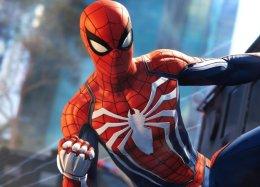 Гифка дня: как Человек-паук радуется высоким оценкам Spider-Man для PS4
