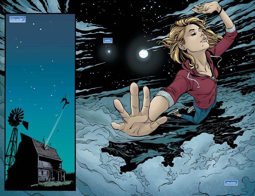 В новом комиксе Супердевушке изменили историю происхождения | Канобу - Изображение 8443