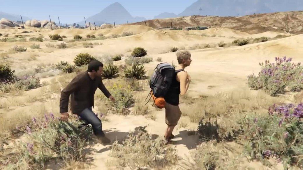 Гифка дня: логика GTA в Grand Theft Auto5 (даладно!) | Канобу - Изображение 0