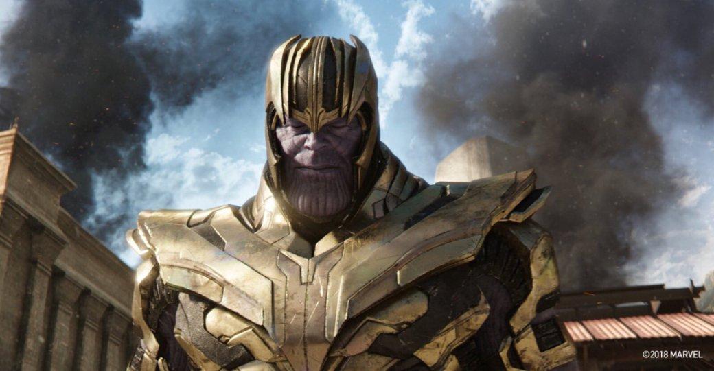 Джош Бролин хотелбы играть Таноса даже после «Мстителей4». Возможно, вфильме оВечных | Канобу - Изображение 1251