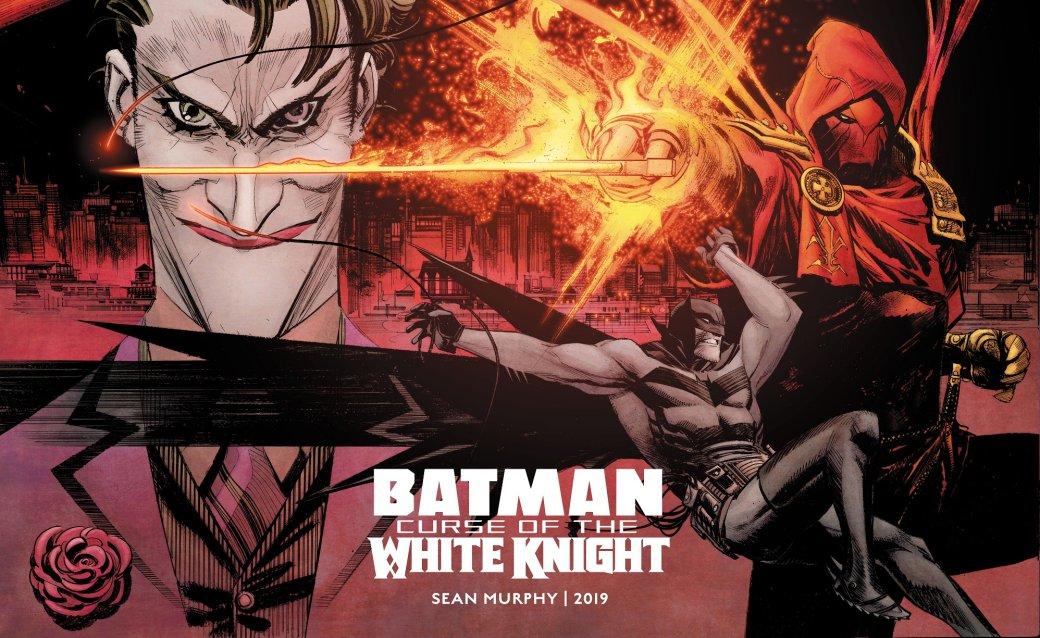 Возвращение Джокера ишокирующие смерти. Каким получился Batman: Curse ofthe White Knight | Канобу - Изображение 4683