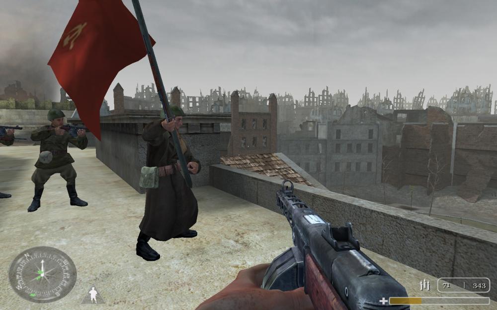 Call of Duty. Серёжкино мнение. | Канобу - Изображение 9927