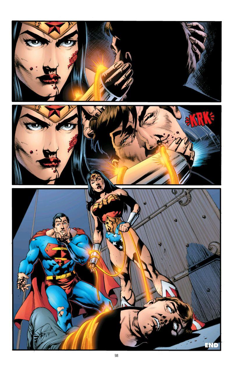 С кем сражается Чудо-женщина в сиквеле | Канобу - Изображение 0