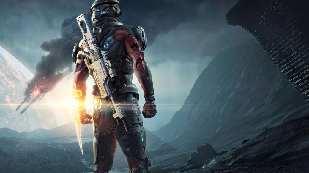 В Mass Effect: Andromeda нет кроссплатформы, но есть секс с туземцами   Канобу - Изображение 2879