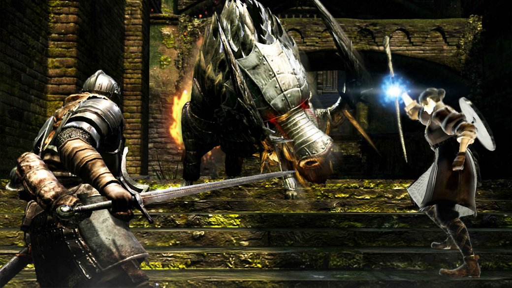 Очередной мод для Dark Souls сделал игру еще больше, добавив новые секреты, предметы идаже боссов | Канобу - Изображение 3534