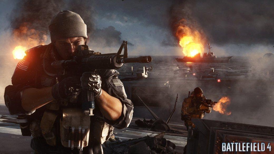 Первые впечатления от Battlefield 4: beta | Канобу