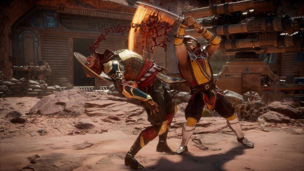 Превью Mortal Kombat 11 для PS4, PC, Switch и Xbox One | Канобу - Изображение 5
