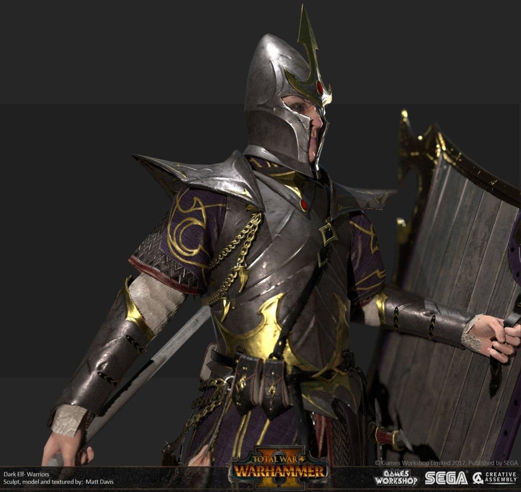 Взгляните напотрясающие концепт-арты Total War: Warhammer II. - Изображение 38