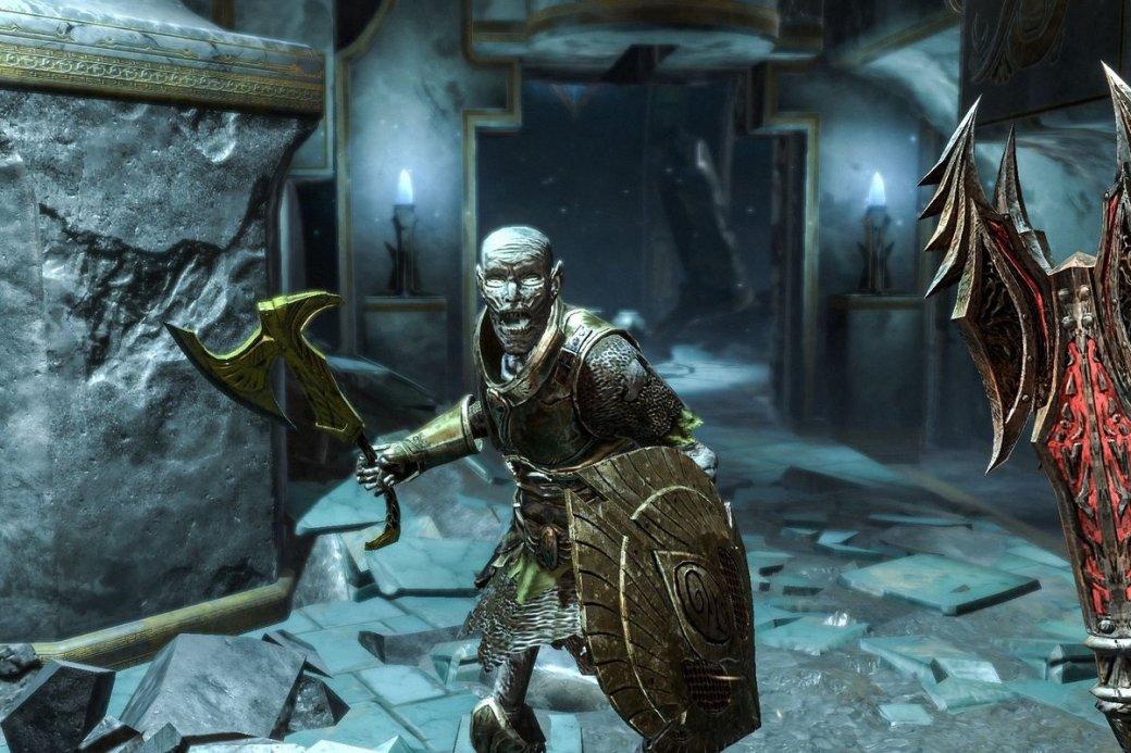 E3 2019: мобильная The Elder Scrolls: Blades выйдет наNintendo Switch. Она бесплатная | Канобу - Изображение 1