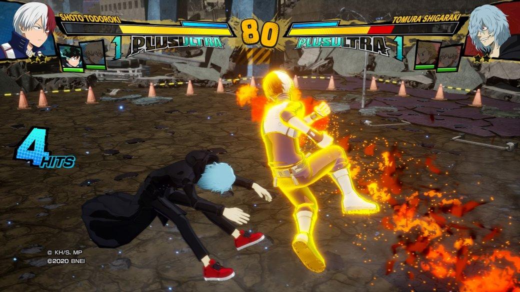 Почему MyHero One's Justice 2 оценят исключительно фанаты аниме «Моя геройская академия» | Канобу - Изображение 3645