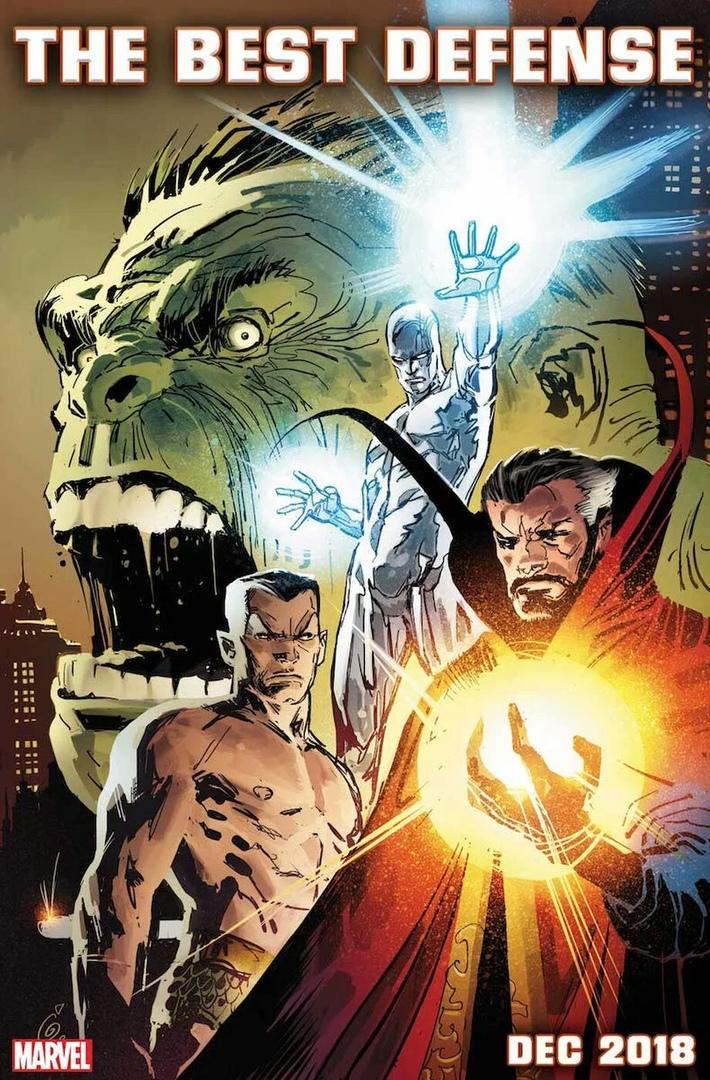 Издательство Marvel вернет оригинальных Защитников— сХалком, Доктором Стрэнджем иСерфером | Канобу - Изображение 5205