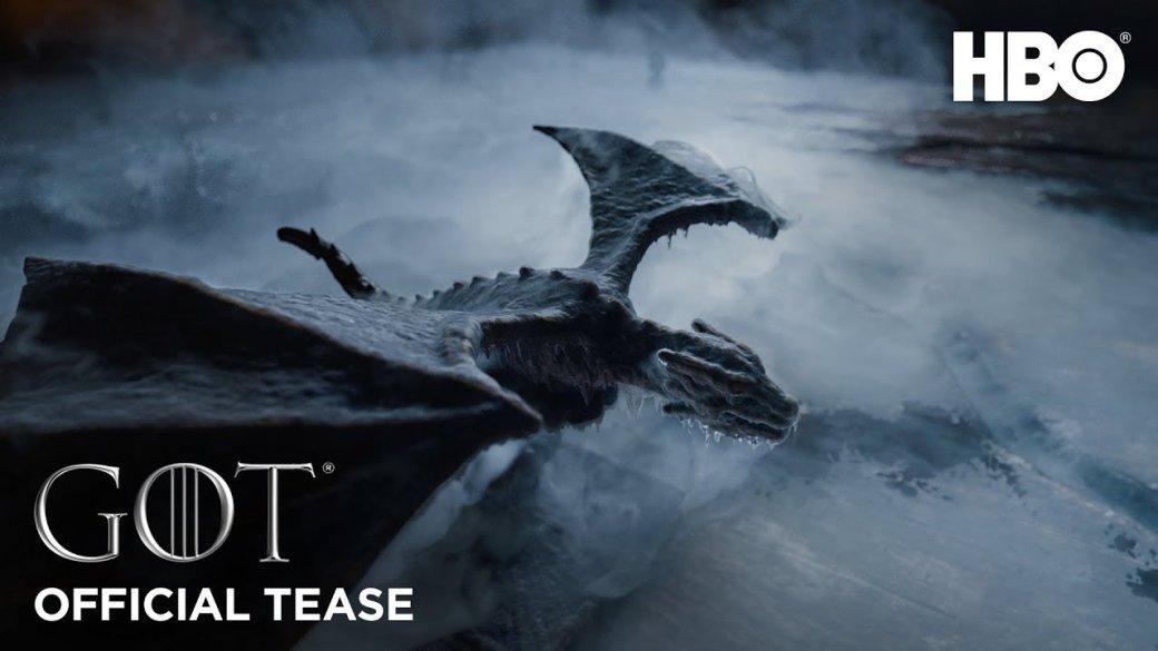 HBO поделился новым тизером восьмого сезона «Игры престолов». Внем сталкиваются лед ипламя | Канобу - Изображение 1