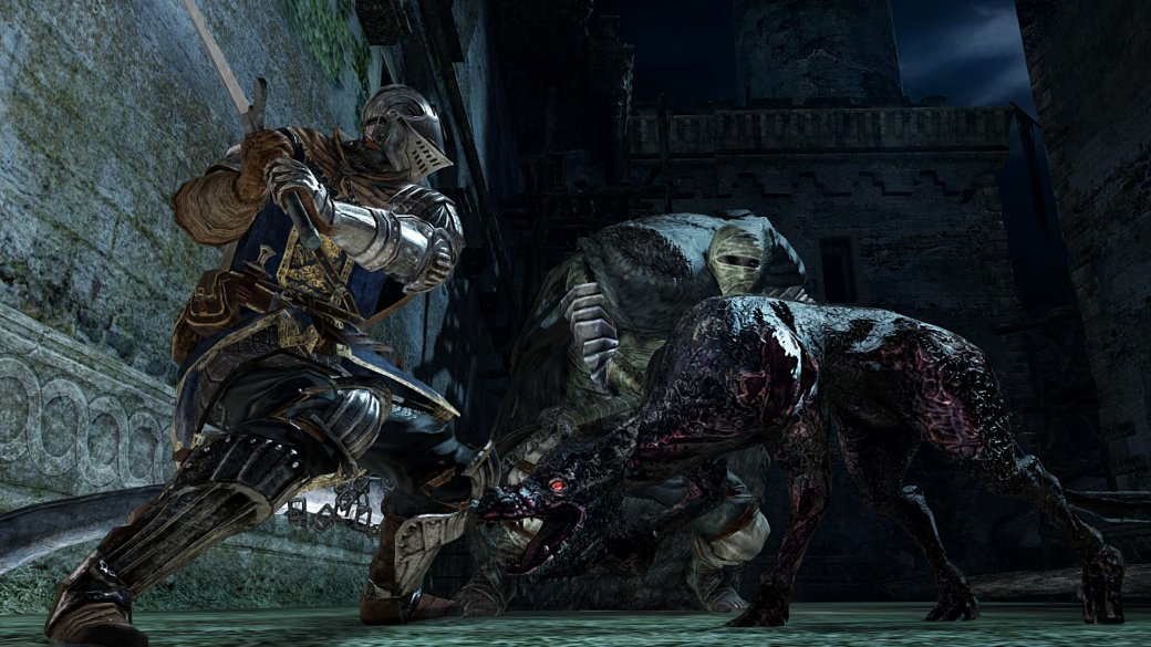 Почему Dark Souls 2— вовсе нехудшая игра всерии. - Изображение 24