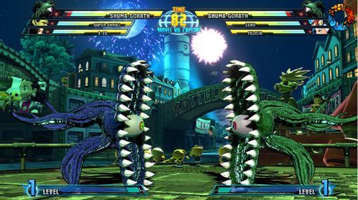 Обзор Marvel vs. Capcom 3: Fate of Two Worlds. Схватка двух йокодзун | Канобу - Изображение 8602