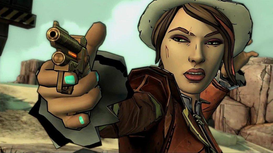 Обзор Tales from the Borderlands - рецензия на игру Tales from the Borderlands   Рецензии   Канобу