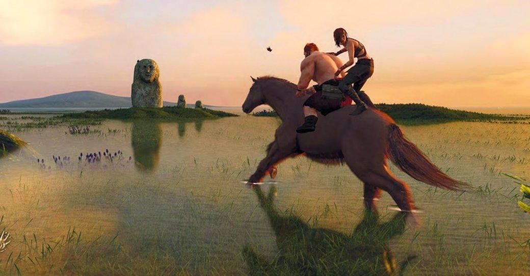 Wild. Мишель Ансель создает новый большой мир | Канобу - Изображение 8