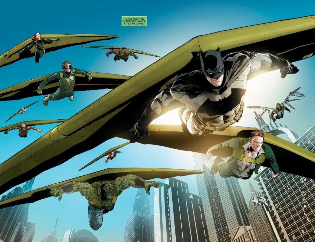 Зачем нужна была война Джокера иЗагадочника настраницах комикса «Бэтмен»? | Канобу - Изображение 2