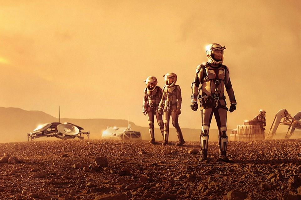 Фильмы, сериалы, игры про Марс   Канобу - Изображение 4