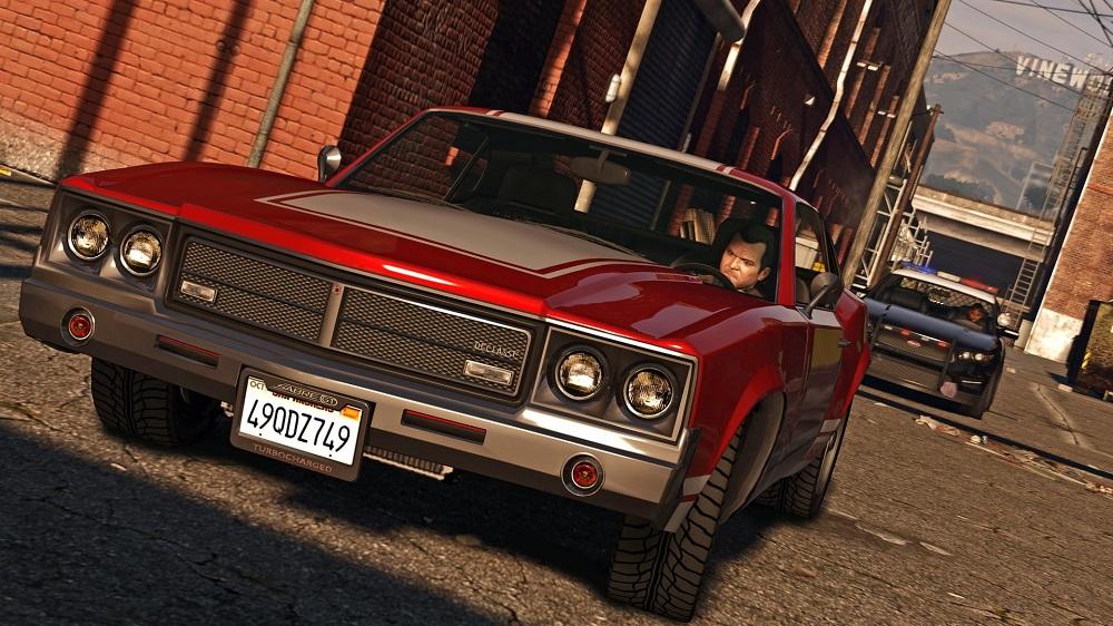 Будни курьера в Лос-Сантосе: Rockstar выпустила клип, полностью снятый на движке GTA V. - Изображение 1