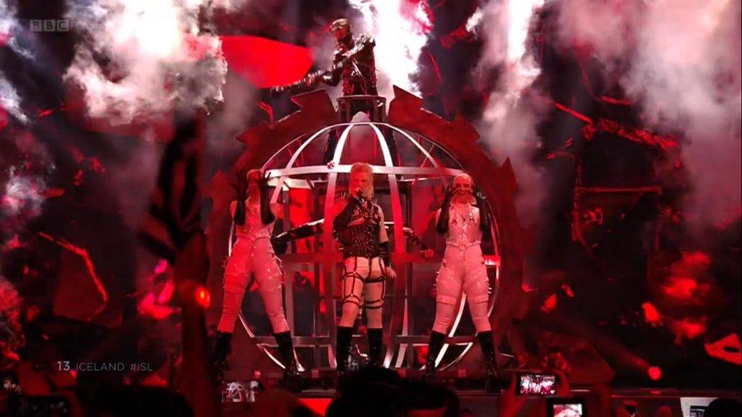 Как интернет отреагировал напервый полуфинал «Евровидения-2019». Исландия зажгла!   Канобу - Изображение 12866