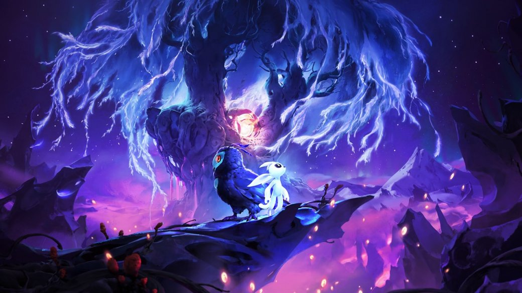 Обзор Ori and the Will of the Wisps - рецензия на игру Ori and the Will of the Wisps | Рецензии | Канобу