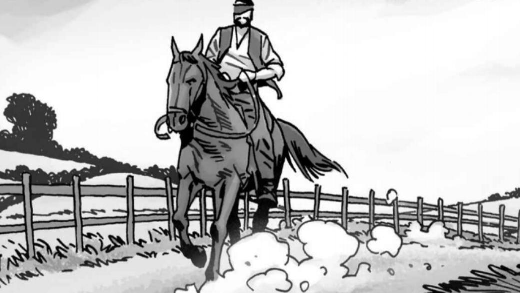 3июля вышел комикс The Walking Dead #193. Неожиданно для фанатов онстал последним— вэтом выпуске Роберт Киркман, писавший серию 16 лет (с2003 года), подвел итоги проделанной работы. Читатели узнали озакрытии комикса буквально занесколько дней доего выхода. Заранее были объявлены фейковые обложки исинопсисы 194 и195 номеров. Вписьме, сопровождавшем выпуск, Роберт написал, что «Ходячие» всегда цепляли зрителя неожиданными поворотами, иКиркман хотел, чтобы финал истории стал одним изтаких поворотов.