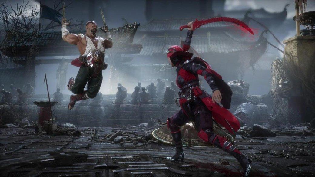 В Интернете появилась парочка кат-сцен из Mortal Kombat 11. Скорпион и Саб-Зиро вместе?!   Канобу - Изображение 2681