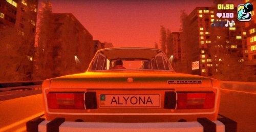 alyona alyona сняла клип встиле игрыGTA. Иэто настоящая бомба