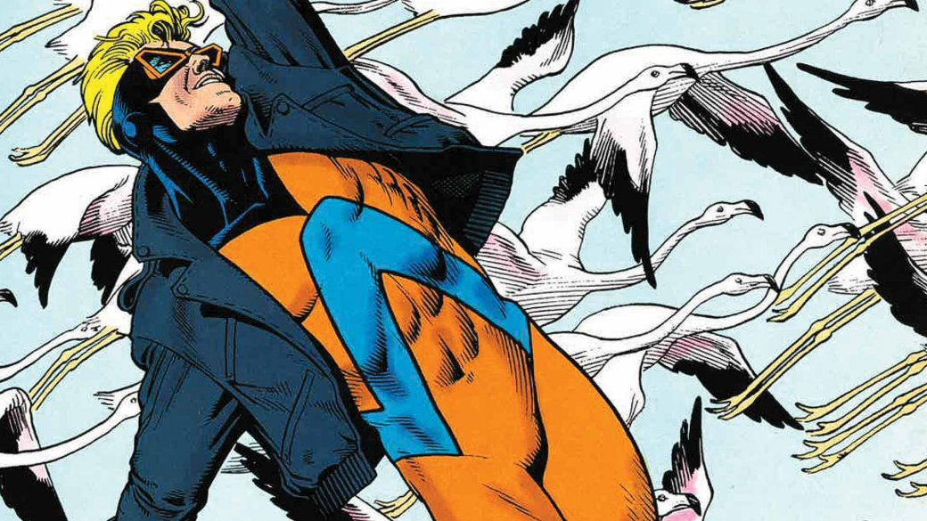 «Классика Vertigo»: Animal Man— комикс оТворце иего творении, страдающем ради читателя | Канобу