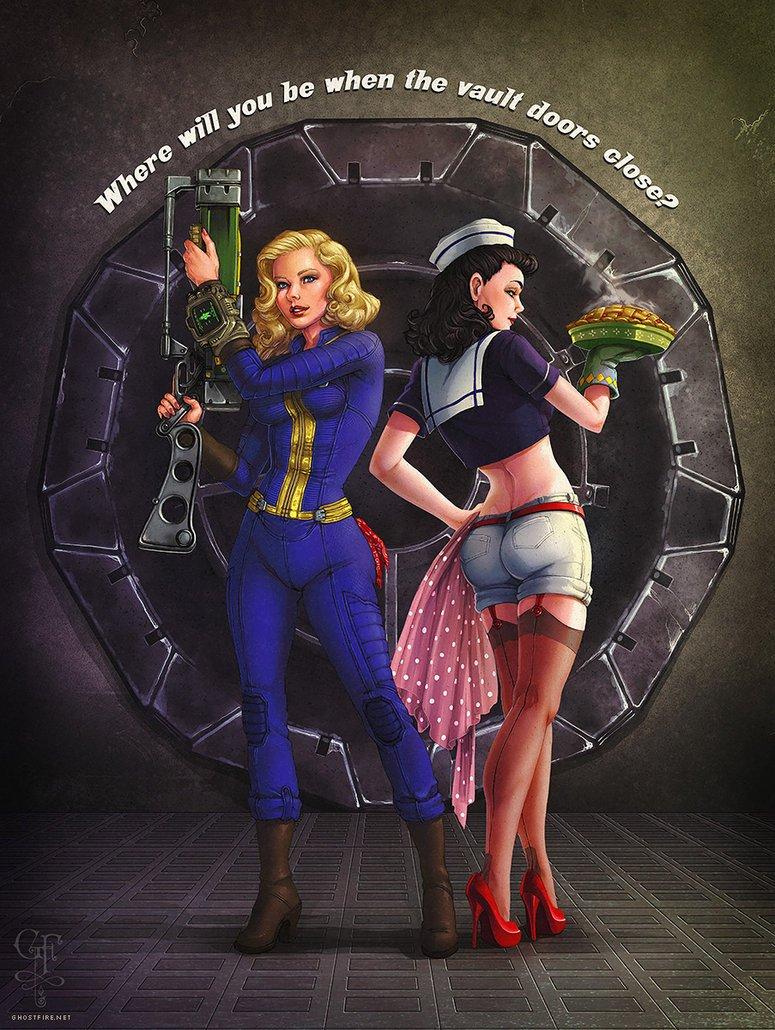 Лучший арт мира Fallout | Канобу - Изображение 22
