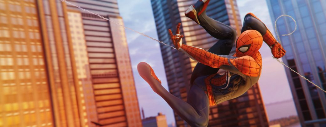 3 часа с Marvel's Spider-Man для PS4. 10 вещей, которые мы узнали об игре из нового демо | Канобу - Изображение 5