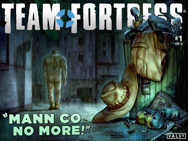 Комиксы по Team Fortress полны отсылок к знаменитым сюжетам Marvel/DC | Канобу - Изображение 3393