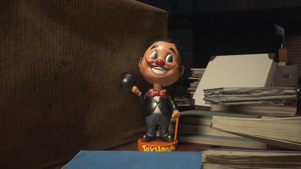 Гайд. Где найти все куклы Чарли вResident Evil 3 Remake
