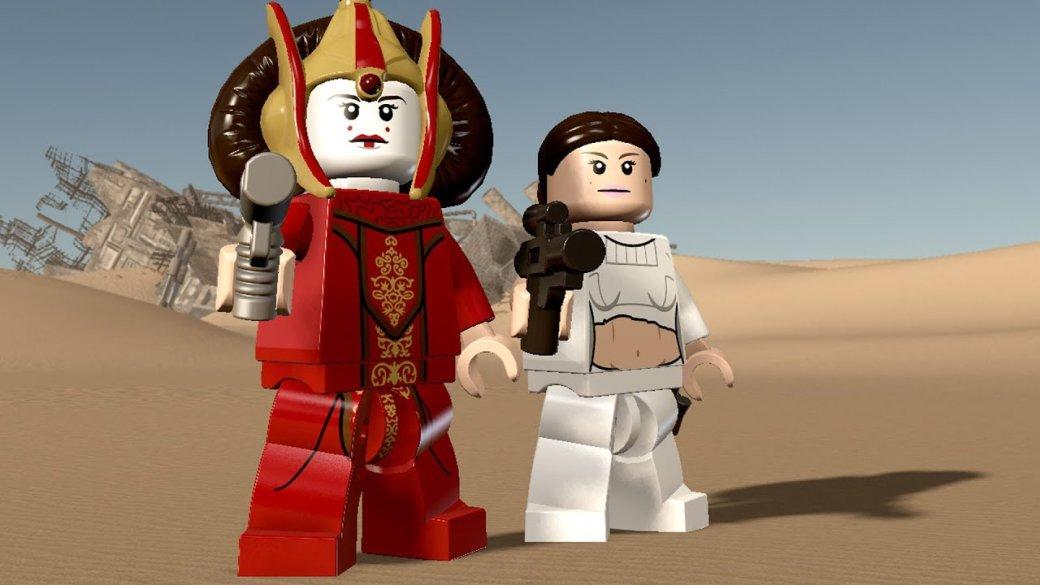 Дарт Вейдер, Хан Соло, Оби-Ван иЙода. Какие еще персонажи Star Wars появлялись ввидеоиграх | Канобу - Изображение 2165