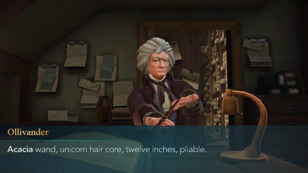 Harry Potter: Hogwarts Mystery — дневник первокурсника. Мобильная игра по мотивам «Гарри Поттера» | Канобу - Изображение 706