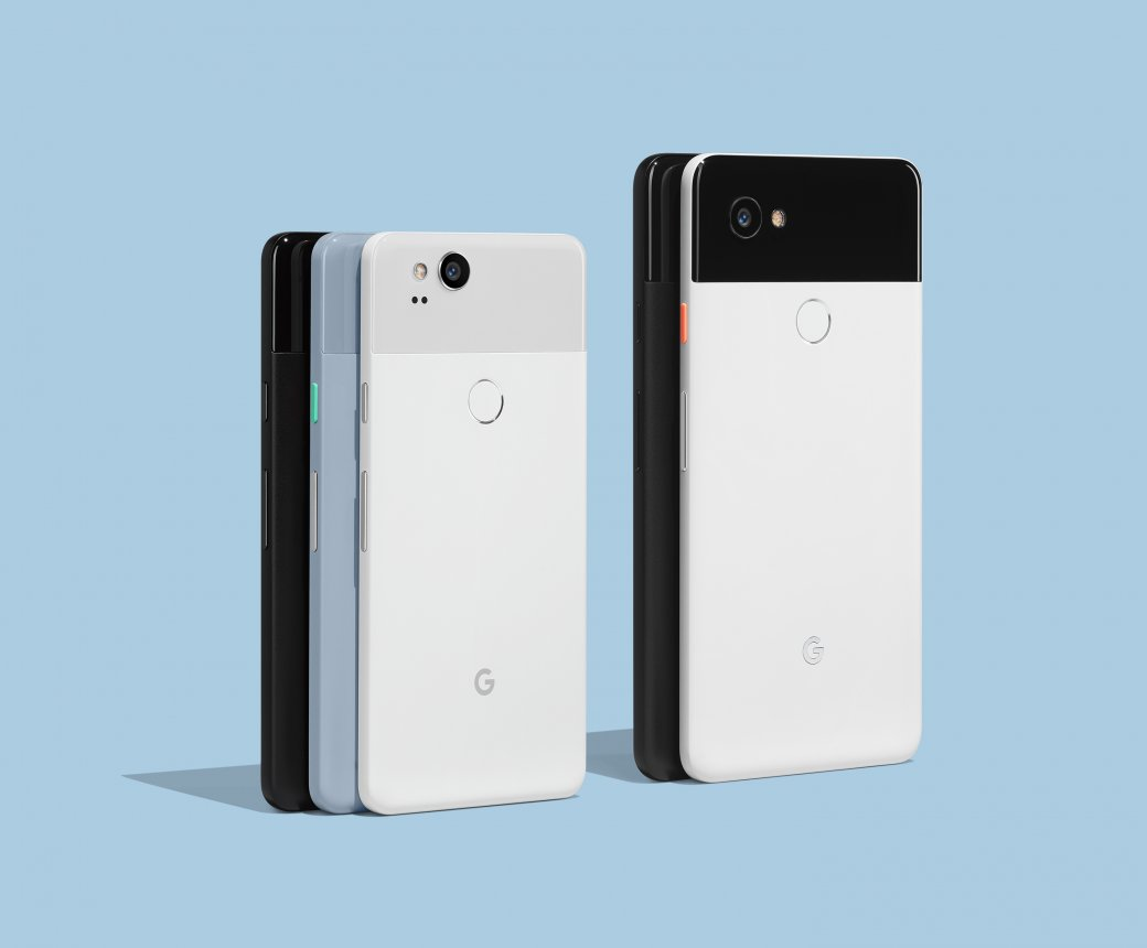 Нуирамки! Обзор Google Pixel2 [+ВИДЕО]. - Изображение 8
