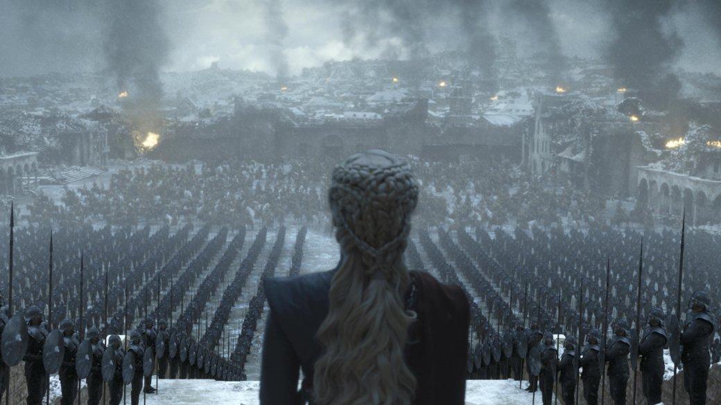 Самые крутые сцены 6 серии 8 сезона «Игры престолов» вгифках | Канобу - Изображение 10949