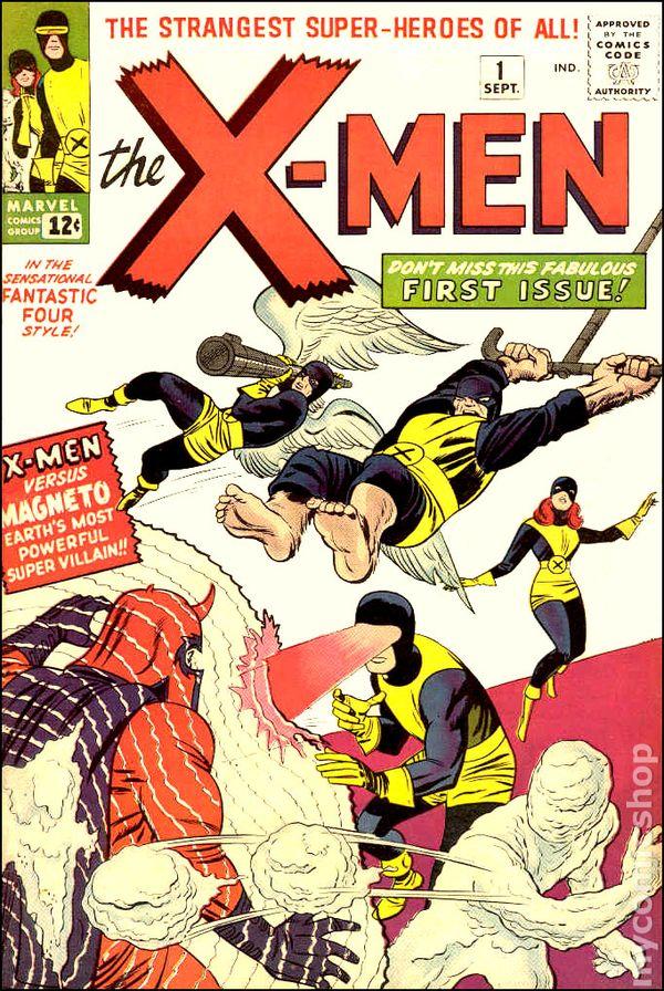 Как начать читать комиксы Людей Икс, часть 2: классика | Канобу - Изображение 1