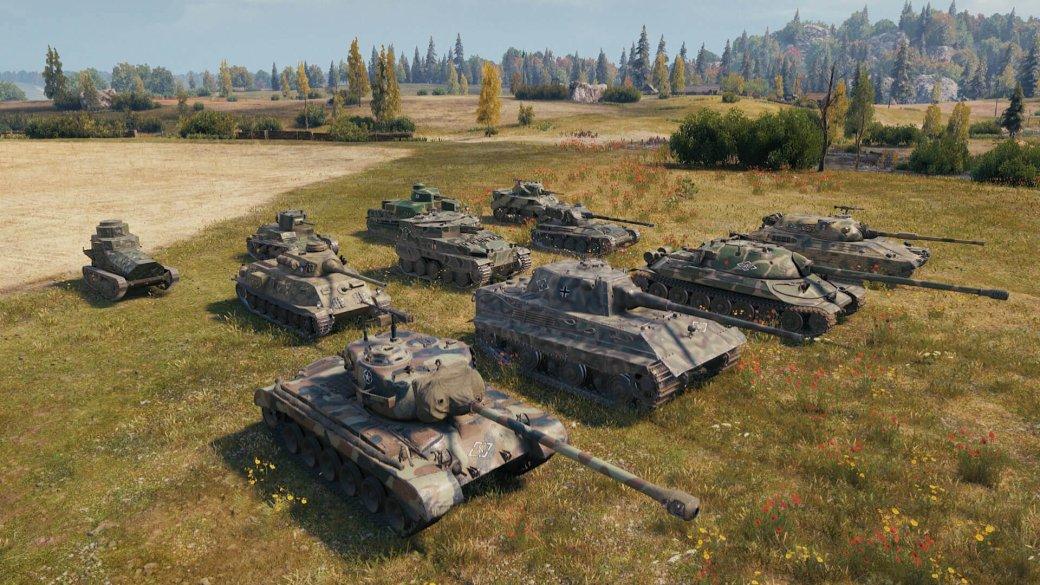 В World of Tanks вышло самое незначительное обновление за последнее время — 1.6.1   Канобу - Изображение 4104