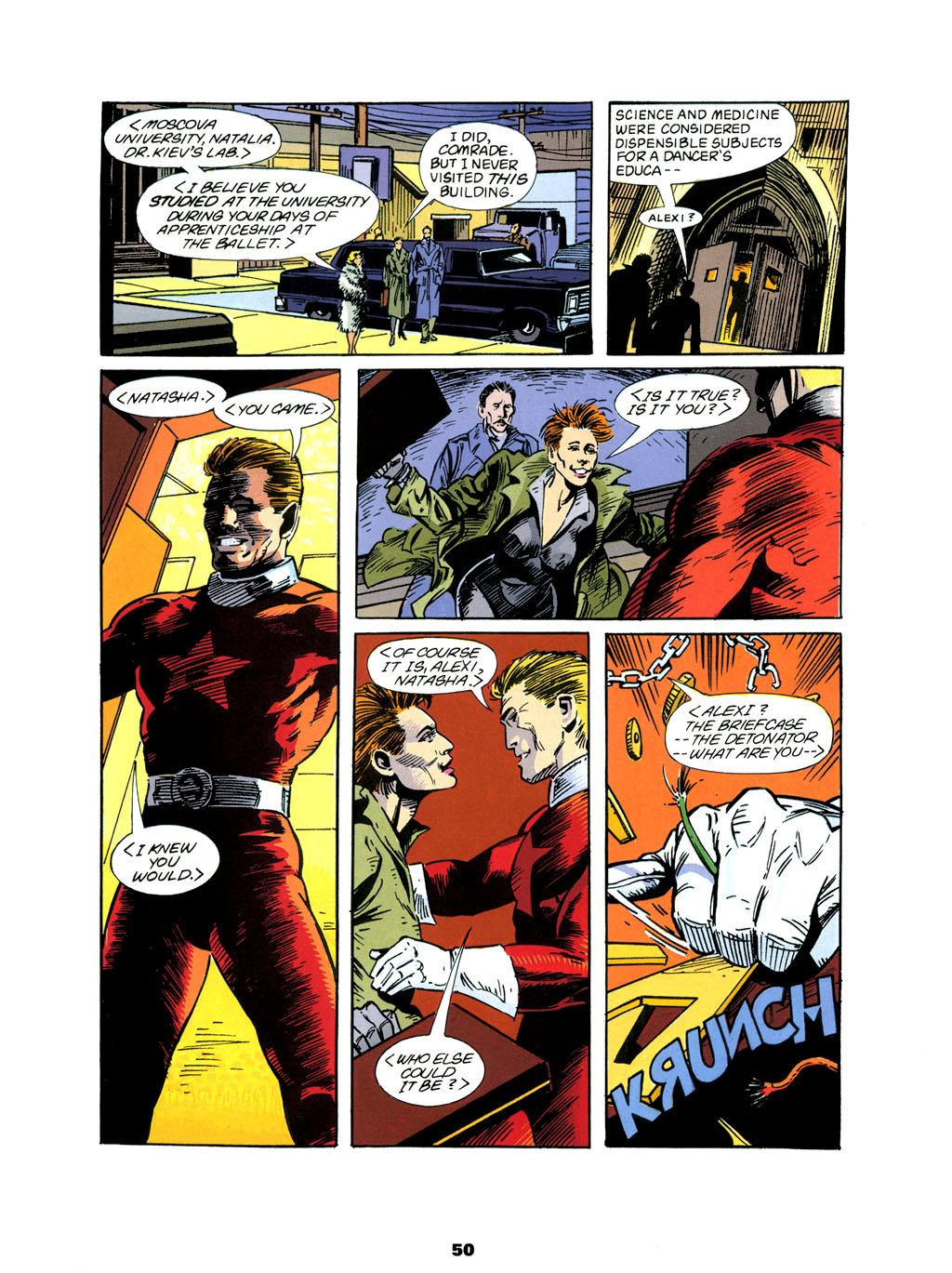 «Советский Капитан Америка»— кто такой ичто ждать в«Черной вдове»? | Канобу - Изображение 4