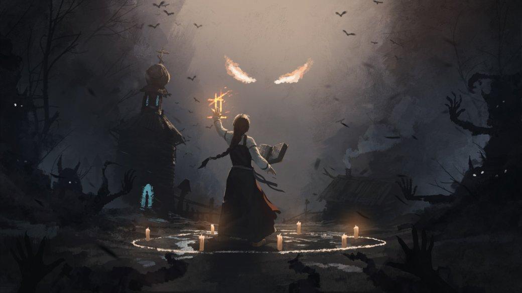 Black Book— игра ославянской мифологии, леших, водяных иведьмах. Мыпоговорили сеедизайнером   Канобу