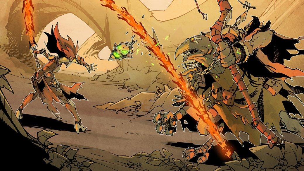 Gamescom 2018. Darksiders 3 — серии не зря дали еще один шанс | Канобу