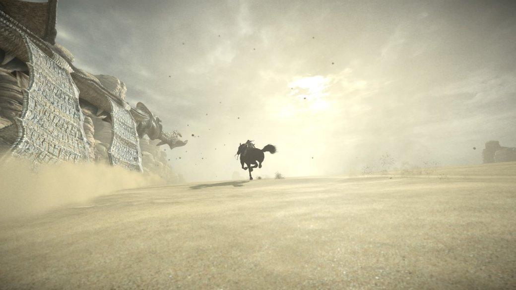 20 изумительных скриншотов Shadow of the Colossus для PS4. - Изображение 1