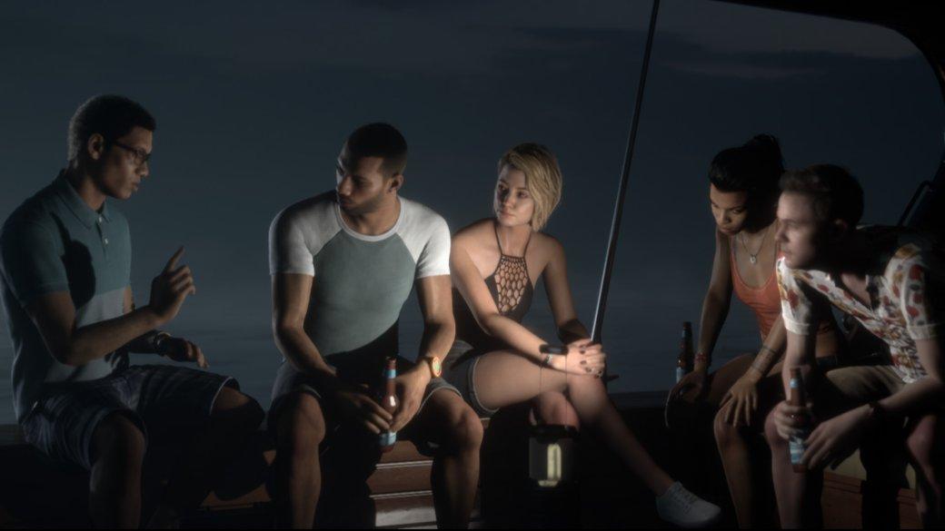 2 часа сMan ofMedan— интерактивное кино про корабль-призрак отавторов Until Dawn | Канобу - Изображение 1